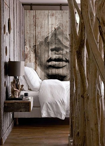 tableau moderne, Antonio Mora, Lovely Market
