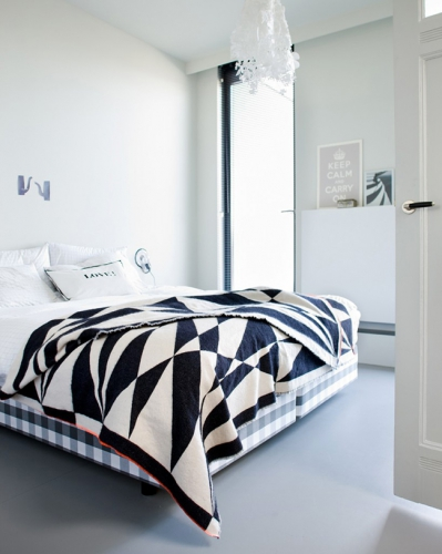 plaid graphique pas cher. Black Bedroom Furniture Sets. Home Design Ideas