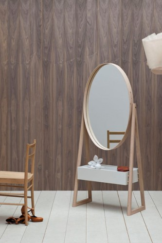 Pinch Design, Miroir sur pied design, Lovely Market