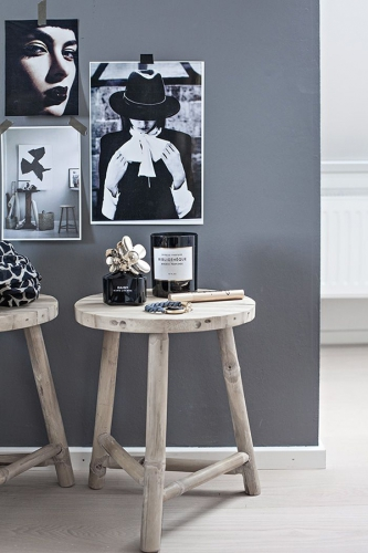 tabouret table d 39 appoint lovely market les trouvailles de constance. Black Bedroom Furniture Sets. Home Design Ideas